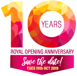 10 Year Royal Celebration